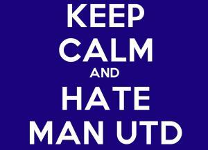 Hate Man U