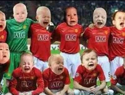 Man U line up reluctantly before having to play Man City
