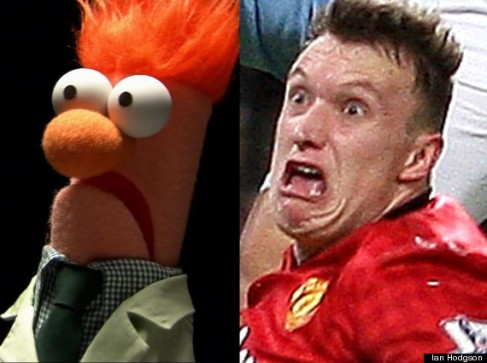 Jones (Left)       Beaker  (Right)