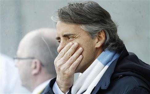 Mancini: Sacked