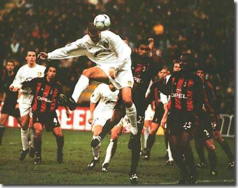Dom Matteo - Scored a Flippin' Great Goal - In The San Siro....
