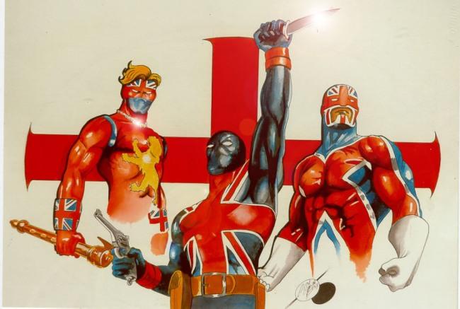 British Heroes Day