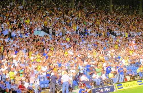 The unrivalled support - where Leeds still rule