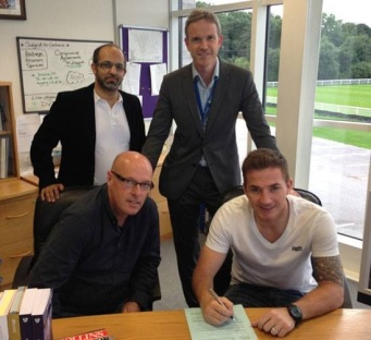 McCormack Commits to Leeds United
