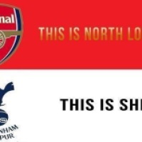 Arsenal Celebrate a Century of North London Domination  -  by Rob Atkinson