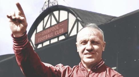 Bill Shankly - Legend