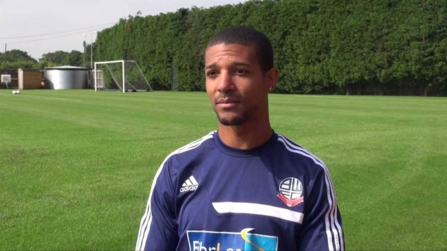 Beckford - Eager to Get Off the Mark