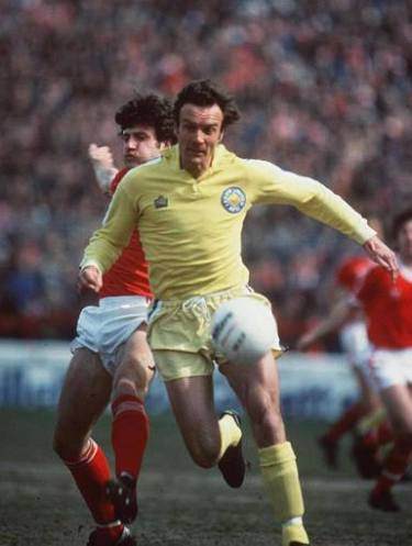 Happy Birthday to Leeds Utd Legend Paul Madeley  -  by Rob Atkinson