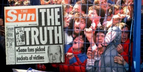 Hillsborough Disaster (Lies Inset)