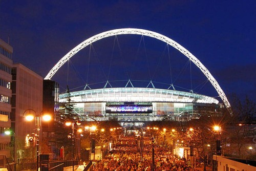 Wembley:  England Expects
