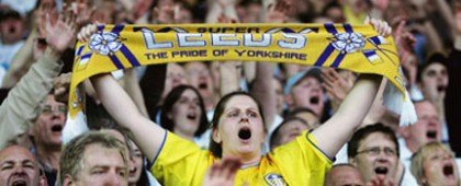 Some Man Utd Jokes; Good Clean Fun for Leeds Fans  -  by Rob Atkinson