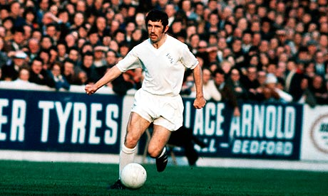 Johnny Giles - the Brains