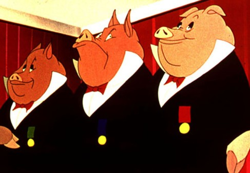 The Tory Approach to 'Stock Management' in Animal Farm UK