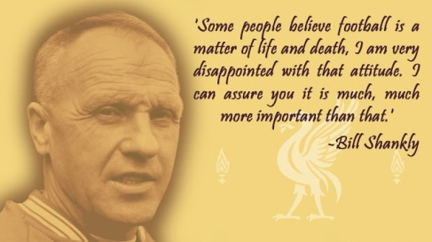Kenyan Man U Fan's Suicide Harks Back to Famous Shankly Quote  -  by Rob Atkinson