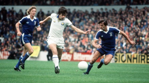 "Happy Birthday ""Lash"" Lorimer, Leeds United Legend 67 Today  -  by Rob Atkinson"