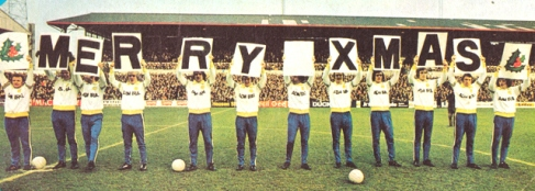 A Merry Leeds Utd Christmas And a Double Birthday Bonus  -  by Rob Atkinson
