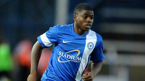 Shaquille McDonald - eleven goals in three youth games