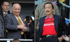 Double jeopardy: Allam and Tan