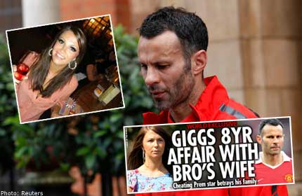 Those vile Giggs accusations