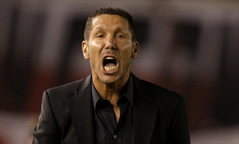 "Mr. Angry ""Cholo"" Simeone"