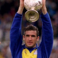 Happy Birthday Cantona, Bit-Part Player for the Last Champions   -   by Rob Atkinson