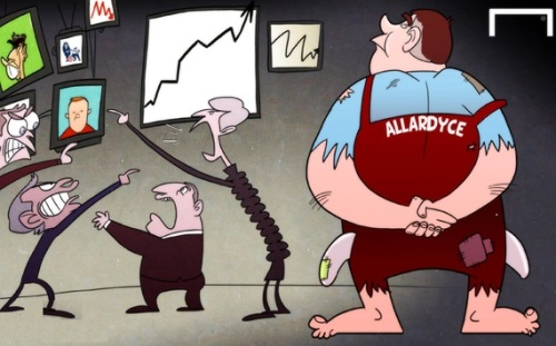 New Plans for Allardyce and West Ham