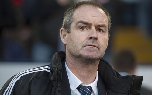 Steve Clarke - next up for United hot-seat?