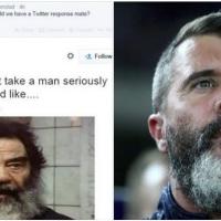 Leeds Legend Alfi Haaland Trolls Beardy Coward Keane   -   by Rob Atkinson