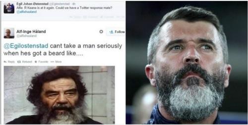Roy                        -                         Saddam