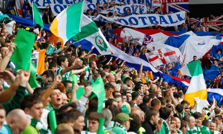 Old Firm - healthy rivalry?