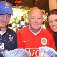 Brave Leeds United Fan Makes Ultimate Sacrifice for Charity   -   by Rob Atkinson