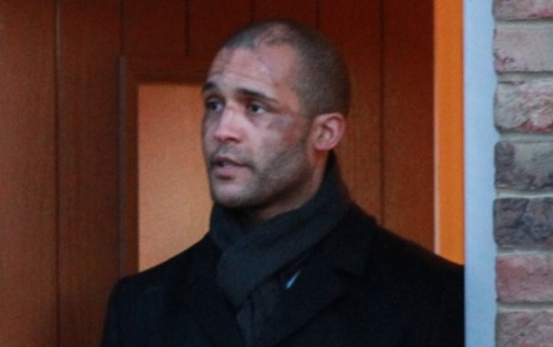 Former Leeds star Clarke Carlisle - back from the brink