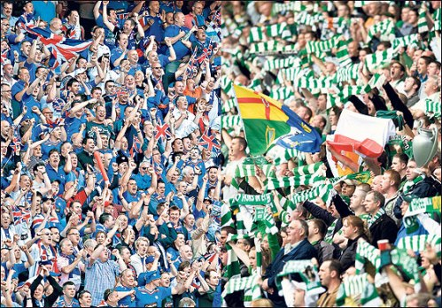 The Old Firm divide