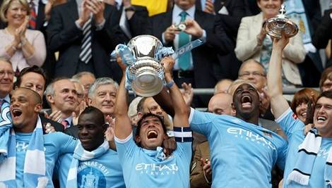 Manchester City - Champions for now