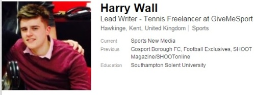 "Harry Wall, ineffectual Leeds-basher - ""It's like being savaged by a dead sheep"""
