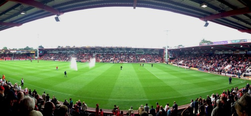 Dean Court - Premier League ground