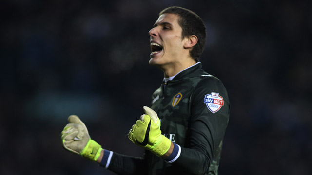 United 'keeper Marco Silvestri - targeted by cowards