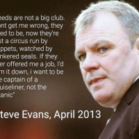 Will the Real Steve Evans Please Stand Up?   -   by Rob Atkinson