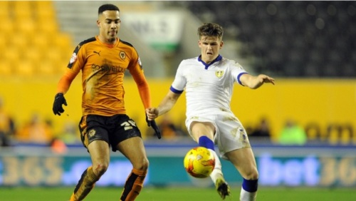 Sam Byram: learning his trade at Leeds United