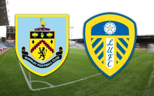 Burnley v Leeds