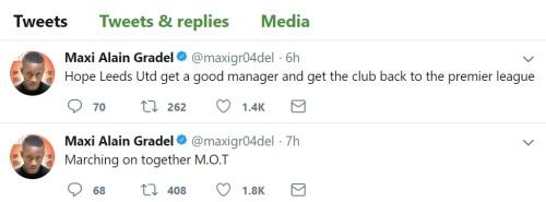 Maxi Tweets