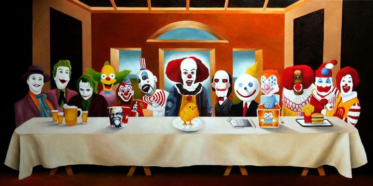 abendmahl_clowns