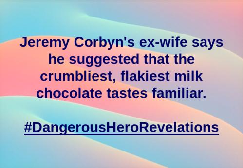 Corbyn flake