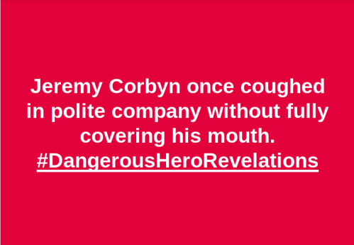 Corbyn one-way street extravagance