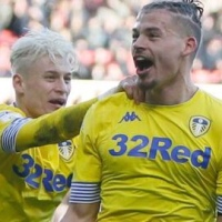 Trauma and Relief as Kalvin Phillips Makes a Late Point for Leeds at Middlesbrough   -   by Rob Atkinson