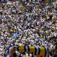 Will Leeds' Unrivalled Matchday Support See Them Through? Or Will the Online Mob Spell Disaster?   -   by Rob Atkinson