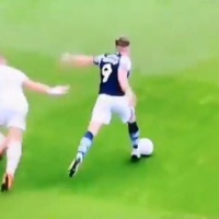 Leeds Robbed at Millwall by a Blatant Dive and an Incompetent Ref   -   by Rob Atkinson