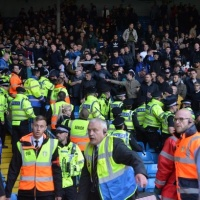 Birmingham Zulus Prove Bravery by Assaulting Female Leeds Steward   -   by Rob Atkinson