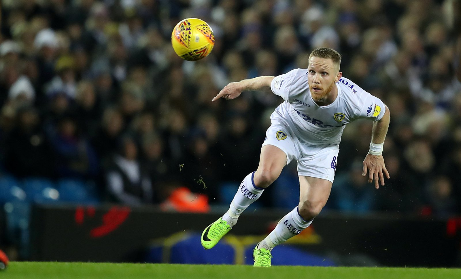 Forshaw hip injury